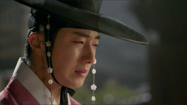 2014 9:10 Jung Il-woo in THe Night Watchman's Journal Episode 19 47