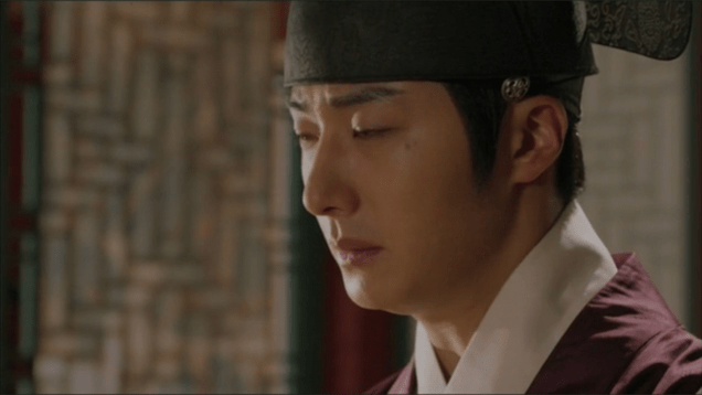 2014 9:10 Jung Il-woo in THe Night Watchman's Journal Episode 19 54