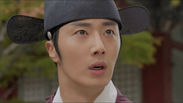 2014 9:10 Jung Il-woo in THe Night Watchman's Journal Episode 19 60