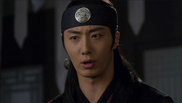2014 9:10 Jung Il-woo in THe Night Watchman's Journal Episode 19 65