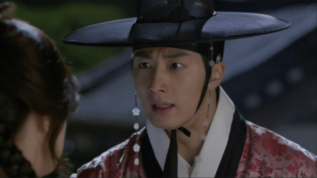 2014 9:10 Jung Il-woo in THe Night Watchman's Journal Episode 19 7