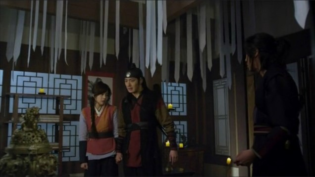 2014 9:10 Jung Il-woo in THe Night Watchman's Journal Episode 19 73