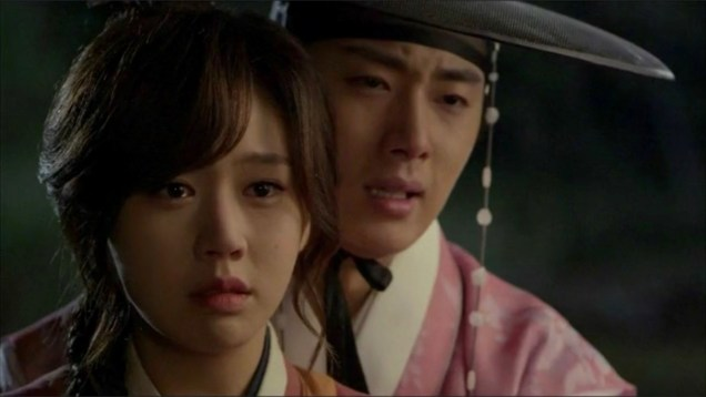 2014 9:10 Jung Il-woo in THe Night Watchman's Journal Episode 20 13