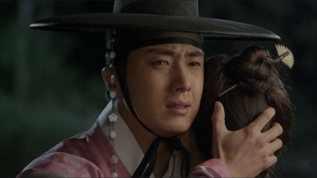 2014 9:10 Jung Il-woo in THe Night Watchman's Journal Episode 20 17