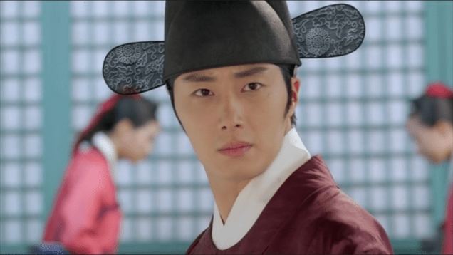 2014 9:10 Jung Il-woo in THe Night Watchman's Journal Episode 20 19