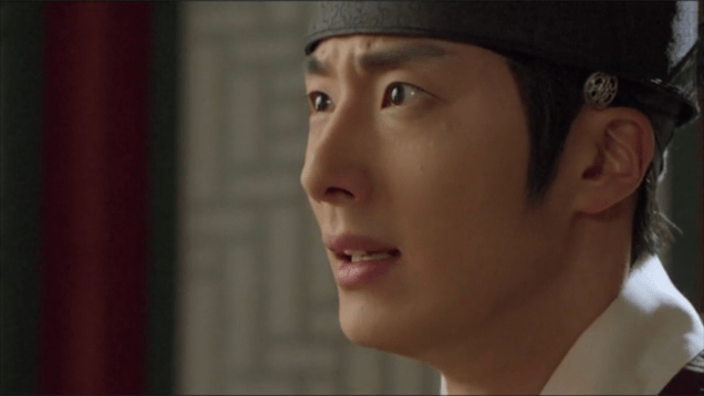2014 9:10 Jung Il-woo in THe Night Watchman's Journal Episode 20 22