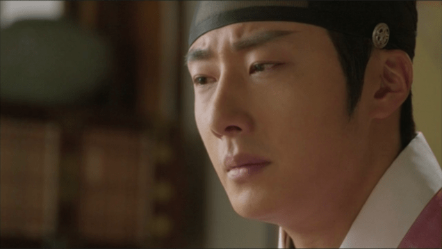 2014 9:10 Jung Il-woo in THe Night Watchman's Journal Episode 20 26