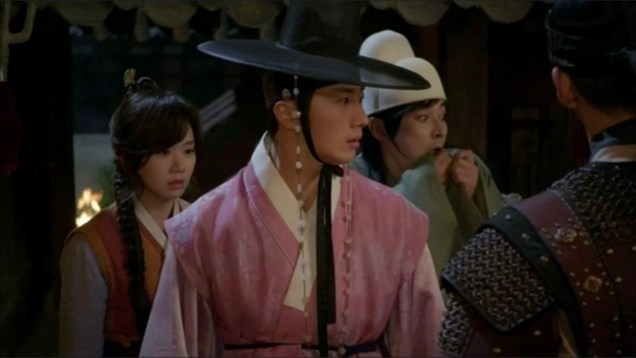 2014 9:10 Jung Il-woo in THe Night Watchman's Journal Episode 20 36