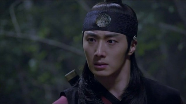 2014 9:10 Jung Il-woo in THe Night Watchman's Journal Episode 20 59