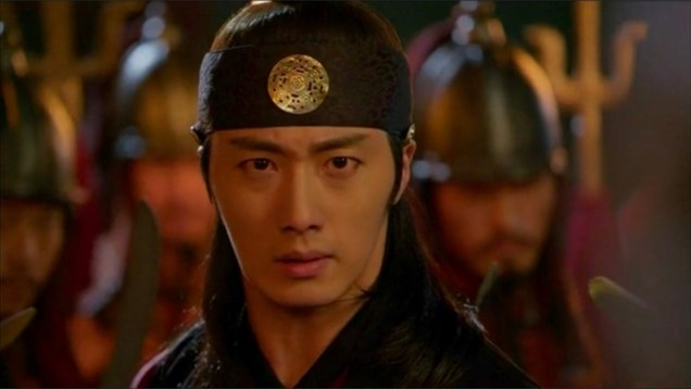 2014 9:10 Jung Il-woo in THe Night Watchman's Journal Episode 20 64