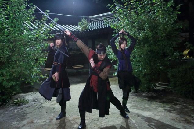 2014 9:10 The Night Watchman's Journal Episode 14. BTS XTRAS2