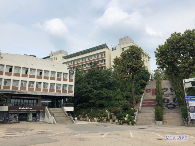 Hanyang University by MGA18. 4