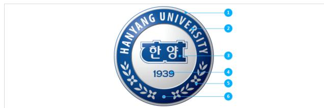 Hanyang University Logo 4