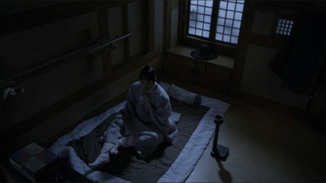 Jung II-woo in The Night Watchman's Journal Ep 8 23