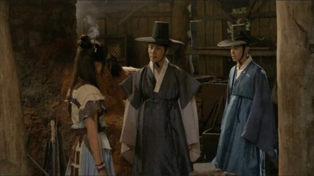Jung II-woo in The Night Watchman's Journal Ep 8 33