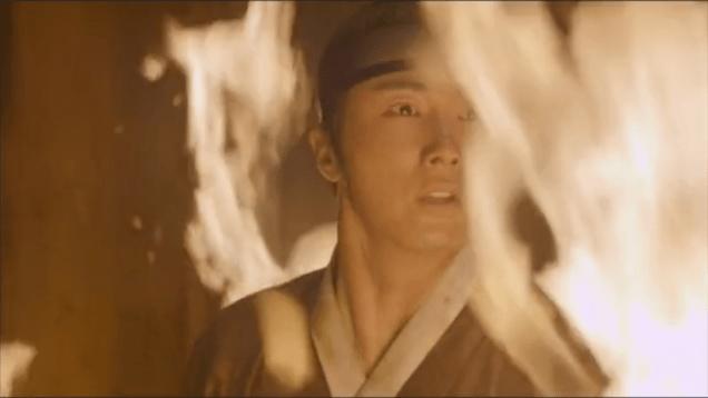 Jung II-woo in The Night Watchman's Journal Ep 8 51