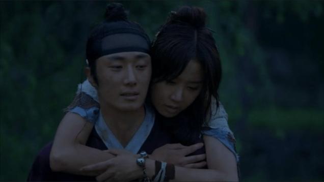 Jung II-woo in The Night Watchman's Journal Ep 8 64