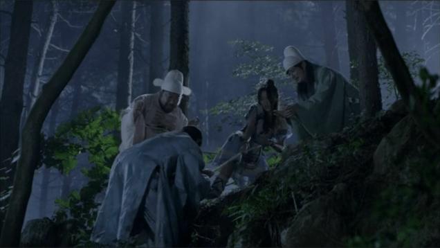 Jung II-woo in the Night Watchman's Journal Episode 6 10