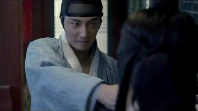 Jung II-woo in the Night Watchman's Journal Episode 6 20