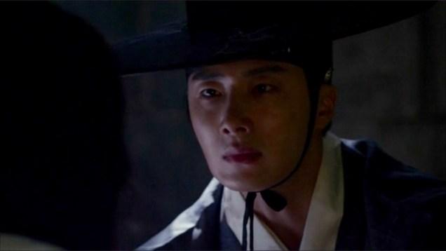 Jung II-woo in the Night Watchman's Journal Episode 7 26