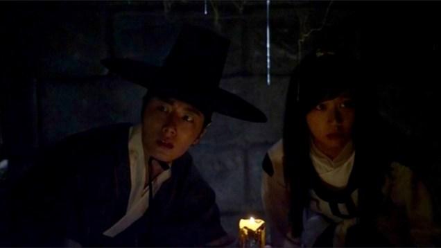 Jung II-woo in the Night Watchman's Journal Episode 7 27