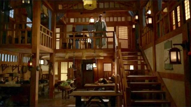Jung II-woo in the Night Watchman's Journal Episode 7 3