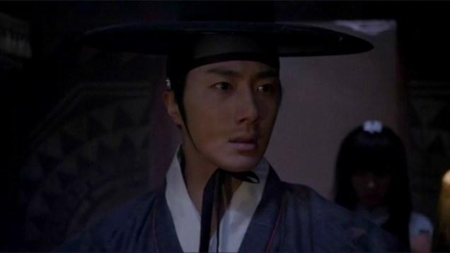 Jung II-woo in the Night Watchman's Journal Episode 7 30