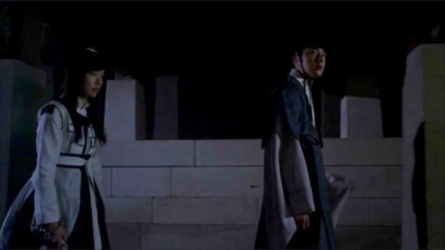 Jung II-woo in the Night Watchman's Journal Episode 7 33