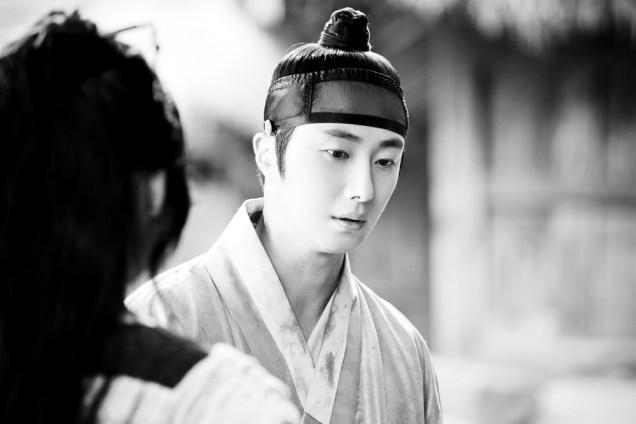 Jung II-woo in the Night Watchman's Journal Episode 7 BTS Cr. jungilwoo.com8