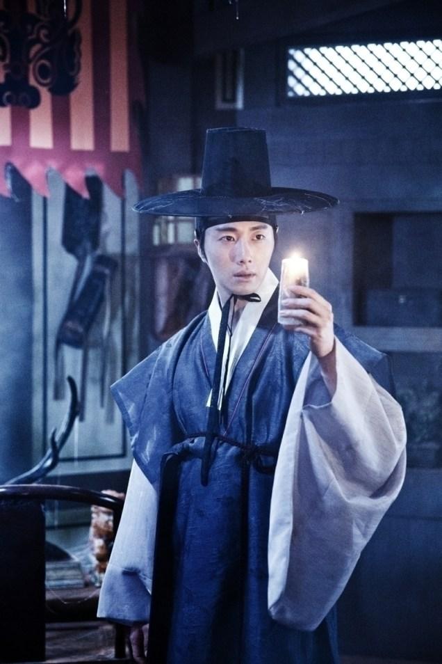 Jung II-woo in the Night Watchman's Journal Episode 7 BTS Part 2 Cr. jungilwoo.com 1