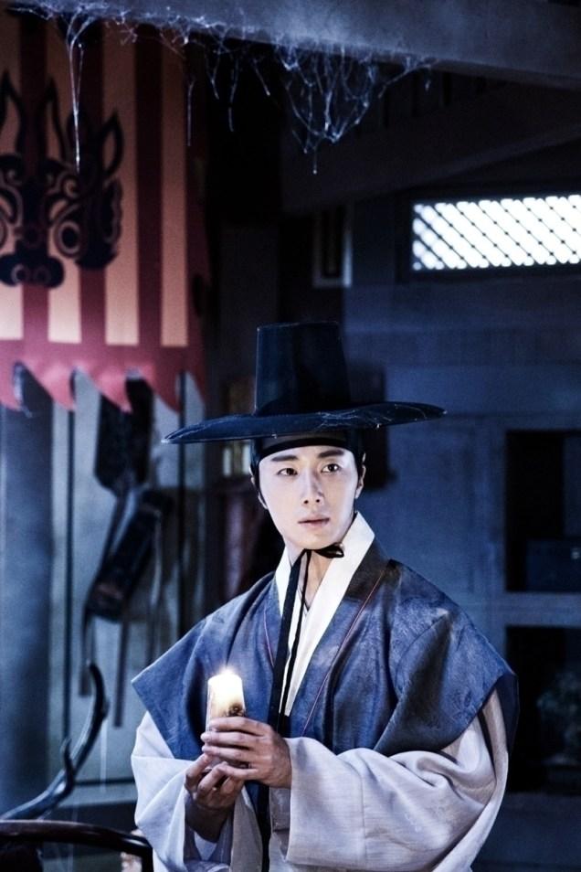 Jung II-woo in the Night Watchman's Journal Episode 7 BTS Part 2 Cr. jungilwoo.com 7