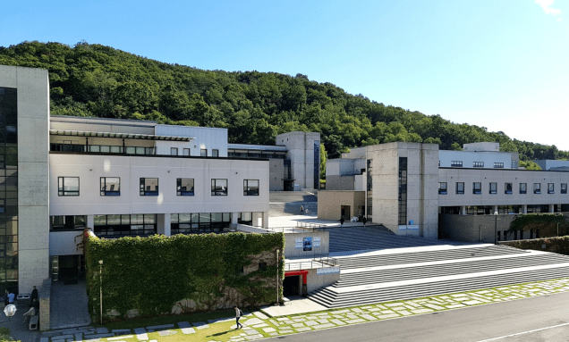 Jung II-woo's First College: The Seoul Institute for the Arts. 10