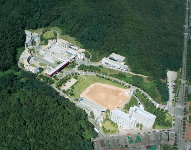 Jung II-woo's First College: The Seoul Institute for the Arts. 14