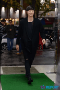 2014 10 21 Jung Il-woo in the After Party of The Night Watchman's Journal 9