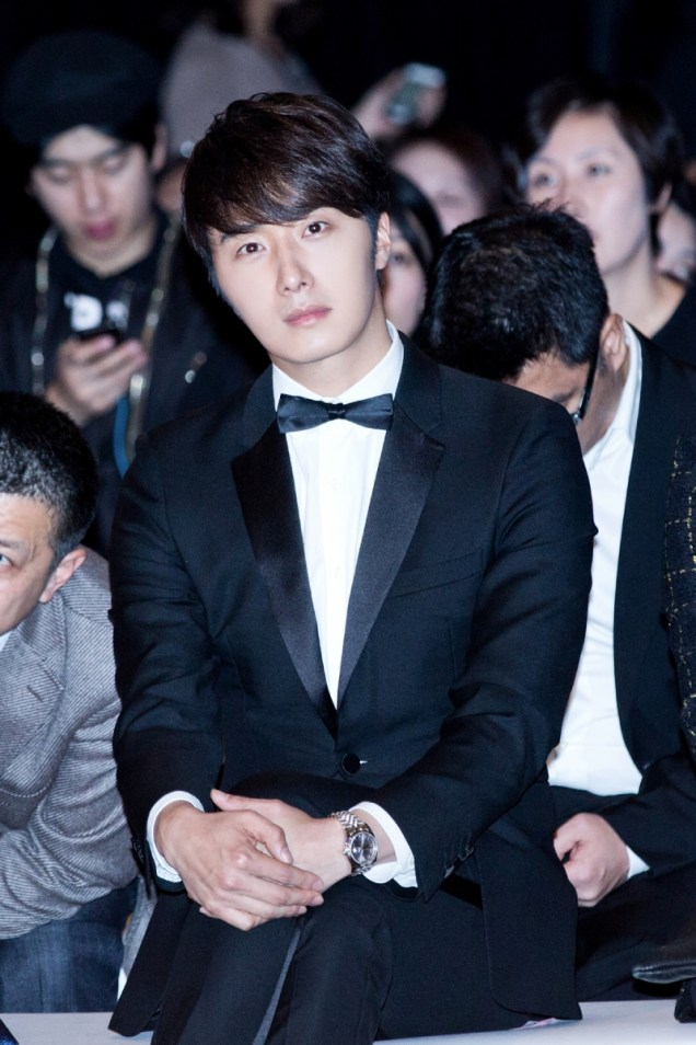 2014 10 29 Jung Il-woo at the Beauty Cosmo Awards in Shanghai, China. jungilwoo.com3