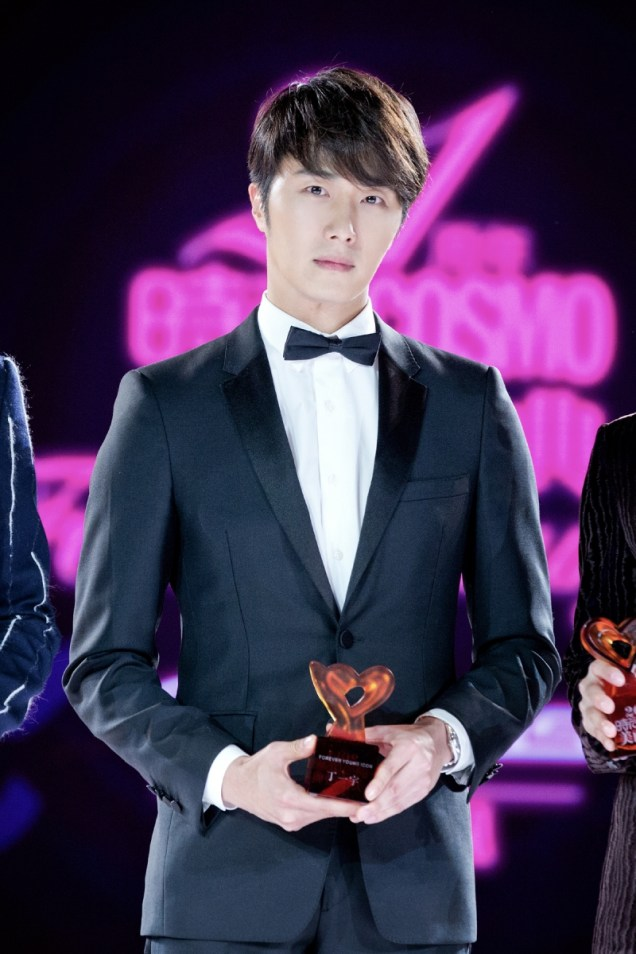 2014 10 29 Jung Il-woo at the Beauty Cosmo Awards in Shanghai, China. jungilwoo.com6