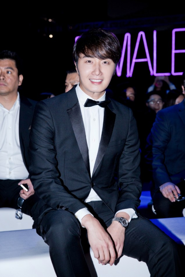 2014 10 29 Jung Il-woo at the Beauty Cosmo Awards in Shanghai, China. jungilwoo.com7