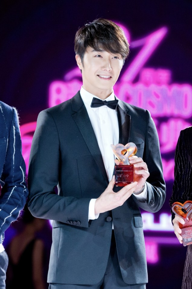 2014 10 29 Jung Il-woo at the Beauty Cosmo Awards in Shanghai, China. jungilwoo.com8