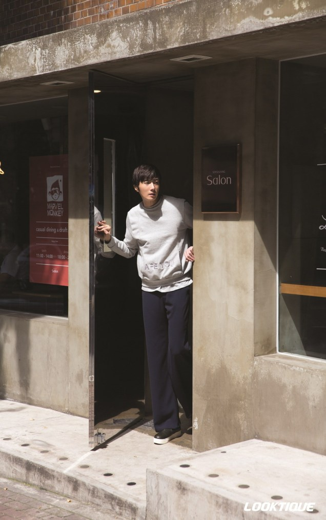 2014 10 31 Jung Il-woo in Looktique Magazine 6