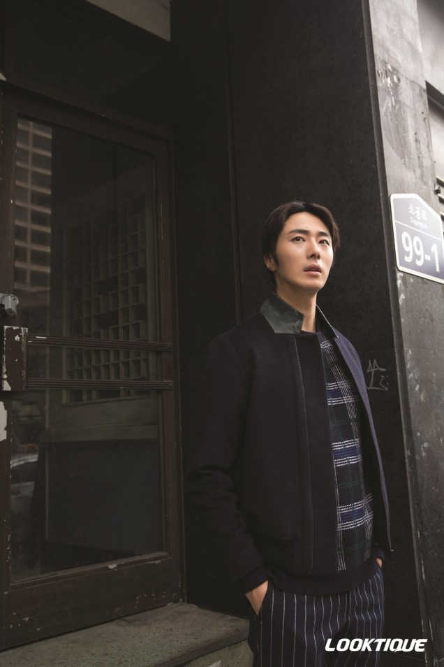 2014 10 31 Jung Il-woo in Looktique Magazine 8