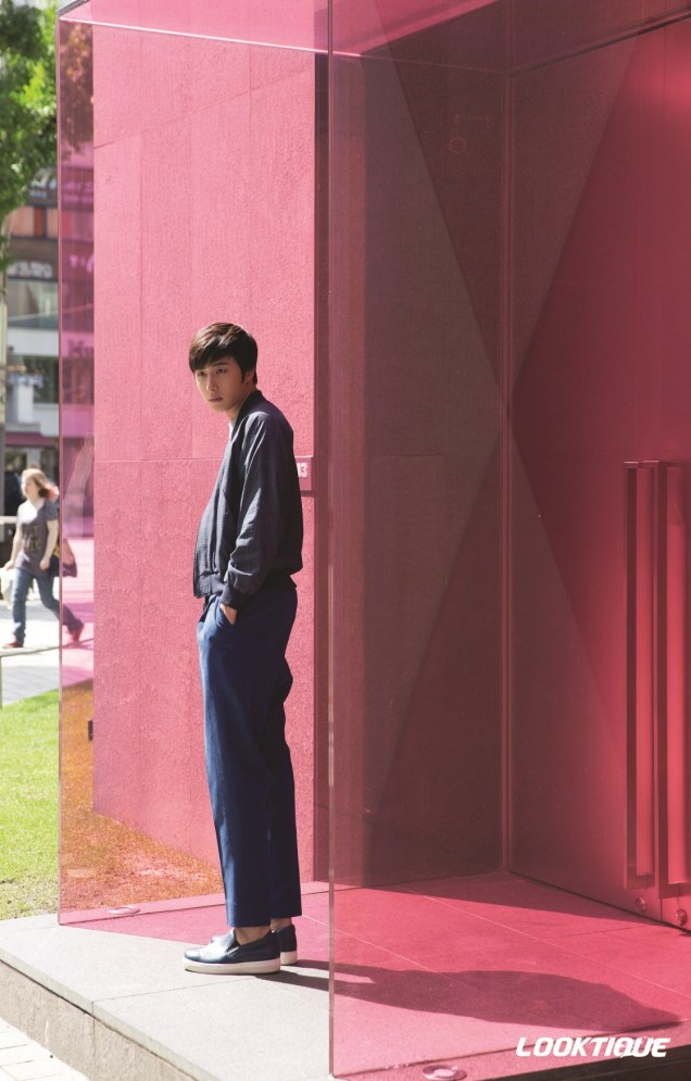 2014 10 31 Jung Il-woo in Looktique Magazine 9
