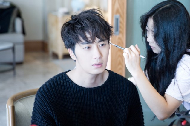 2014 10:11 Jung Il-woo in Bali for BNT International Part 1: BTS A 11