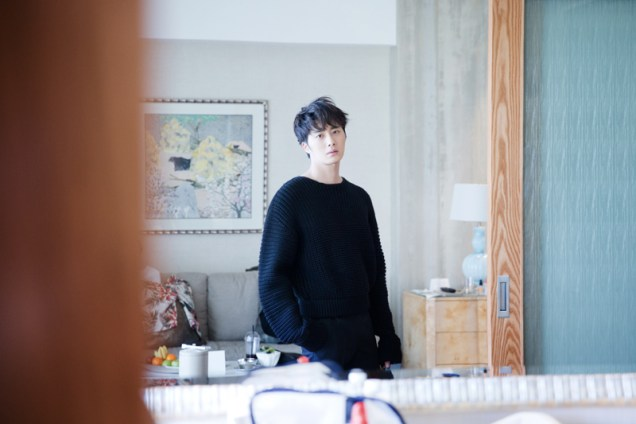 2014 10:11 Jung Il-woo in Bali for BNT International Part 1: BTS A 9
