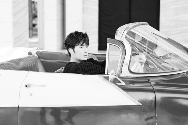 2014 10:11 Jung Il-woo in Bali for BNT International Part 1: Cars 6