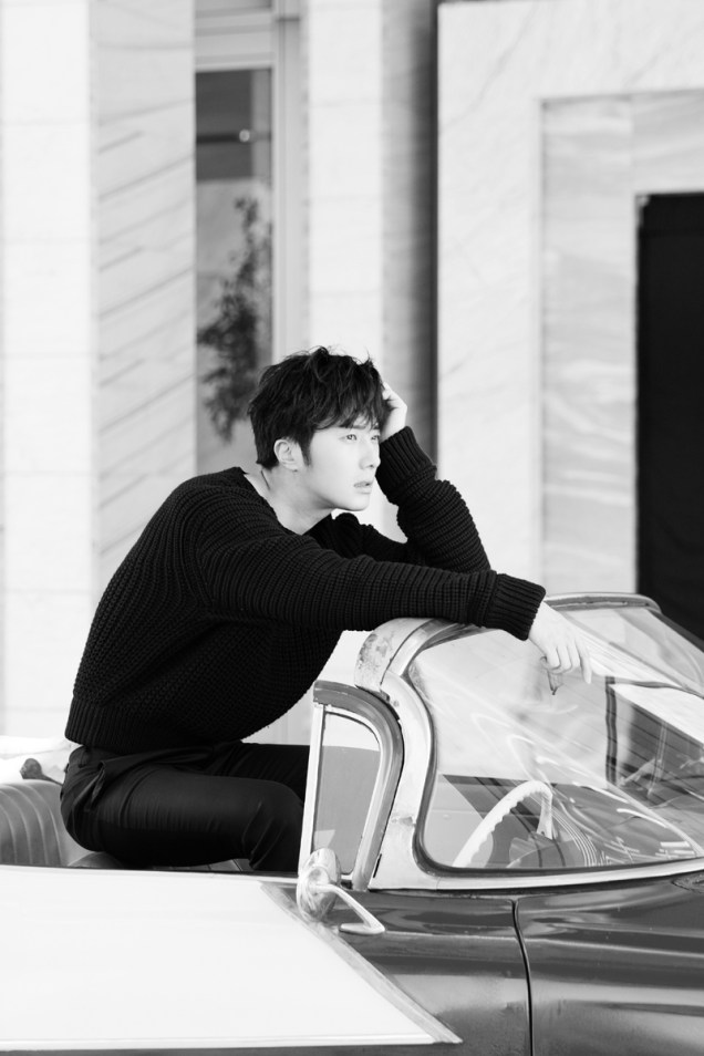 2014 10:11 Jung Il-woo in Bali for BNT International Part 1: Cars 8