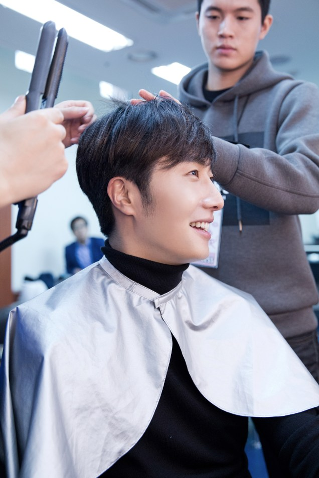 2014 11 22 Jung II-woo in his Fourth Korean Fan Meet. Cr.jungilwoo.com 14