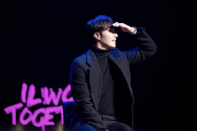 2014 11 22 Jung II-woo in his Fourth Korean Fan Meet. Cr.jungilwoo.com 55