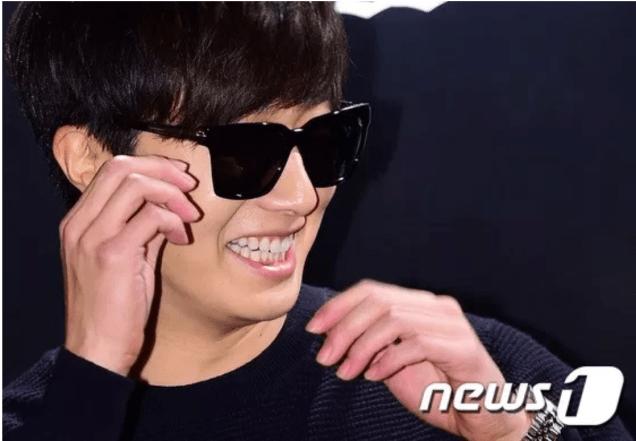 2014 11 25 Jung II-woo for Tattoo Eyewear. Cr. On Photos 12
