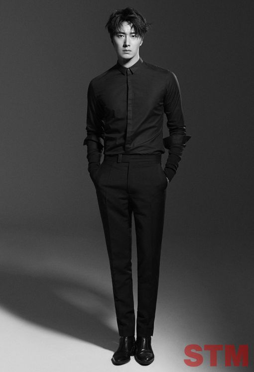 2014 11 Jung II-woo in STM Magazine 6