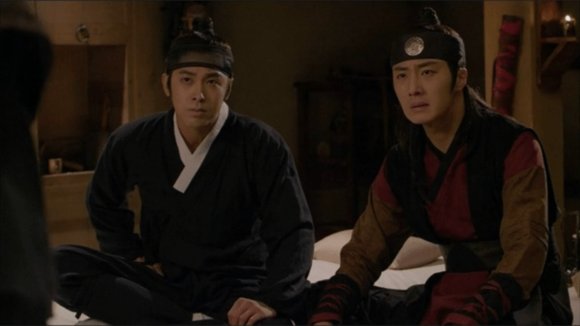 2014 11 Jung II-woo in The Night Watchman's Journal Episode 21 39
